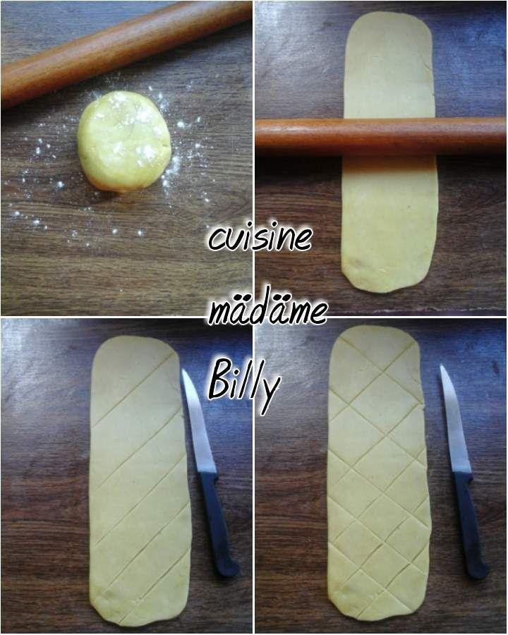 Pain à la semoule خبز السميد