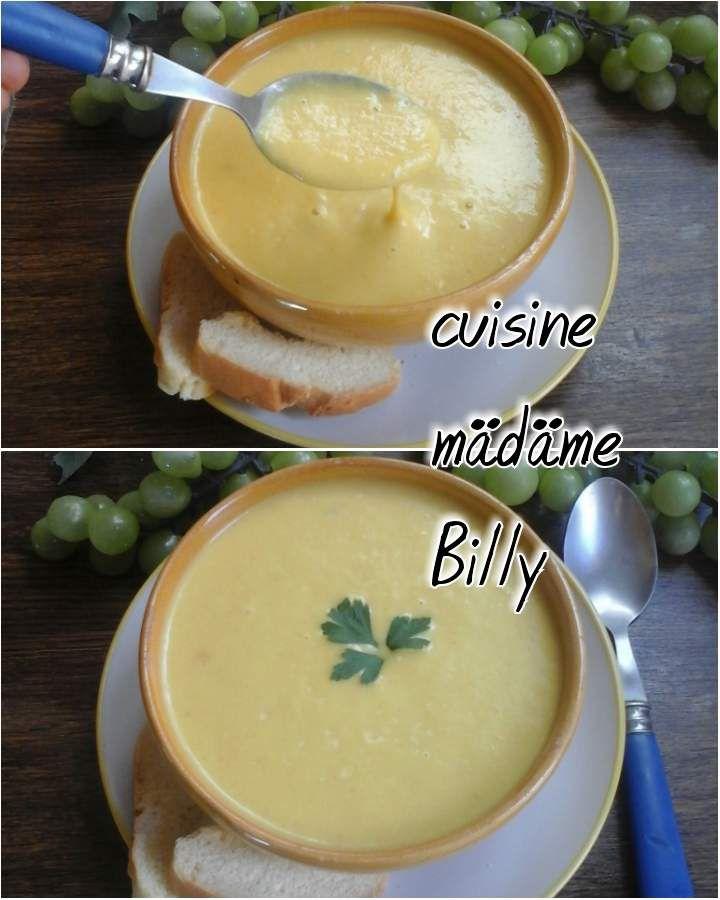Soupe aux carottes حساء الجزر