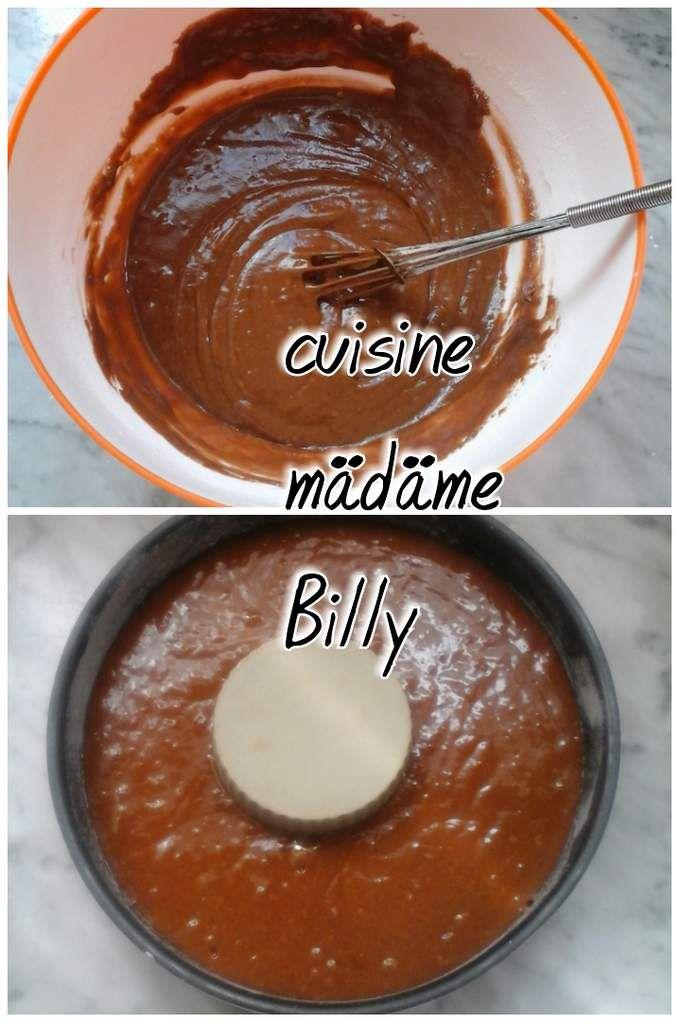 Mouskoutchou au chocolat موسكوتشو بالشوكولاته