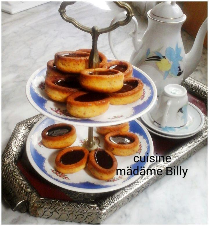 Muffins au chocolat مافين يالشوكولا