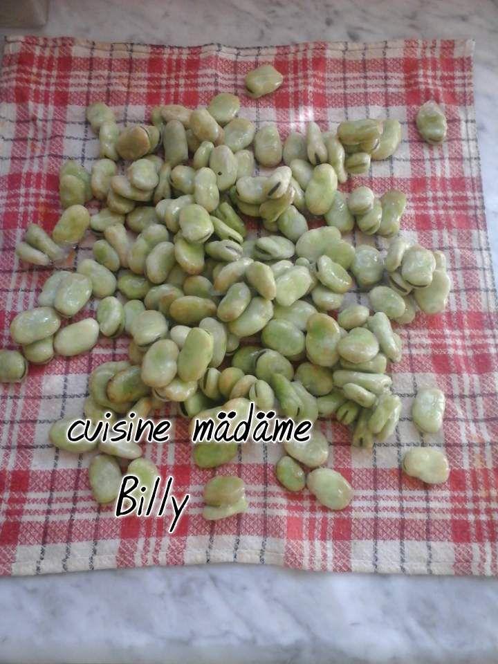comment conserver les fèves ?