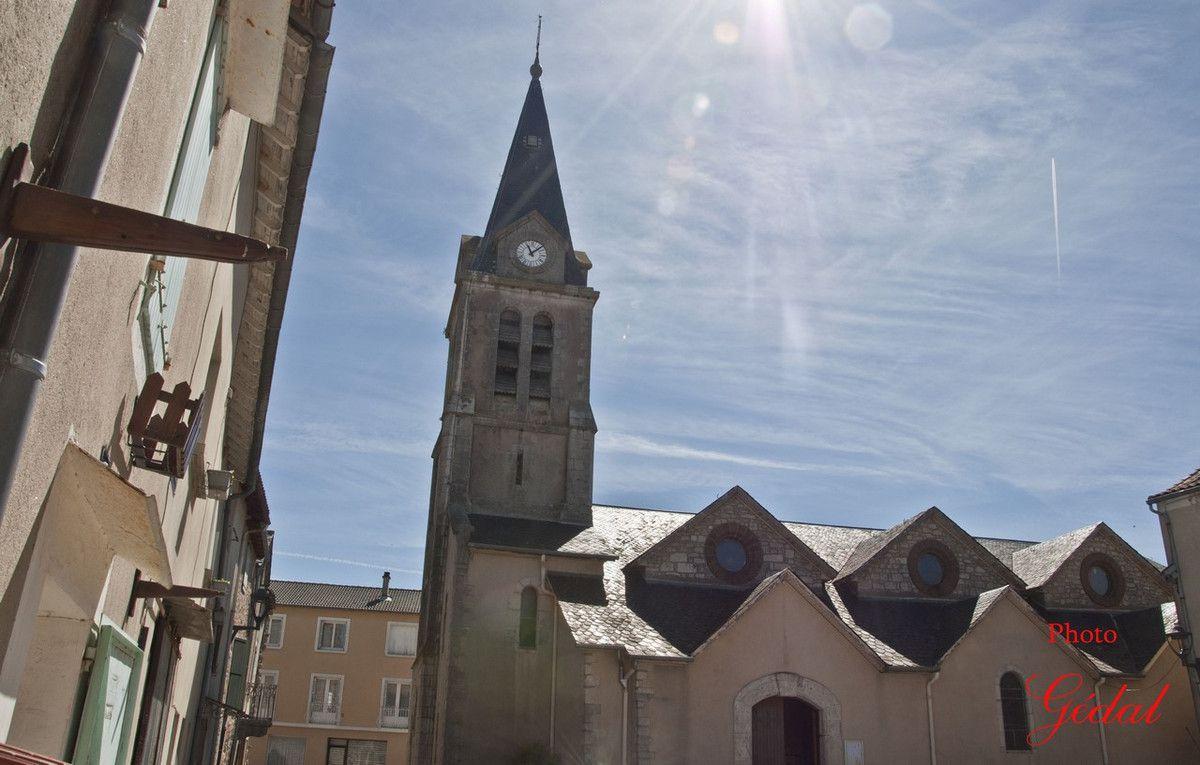 Clocher de Notre Dame de l'Assomption.