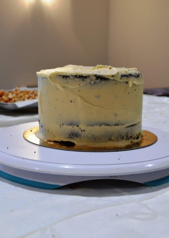 Layer Cake Pomme Canelle