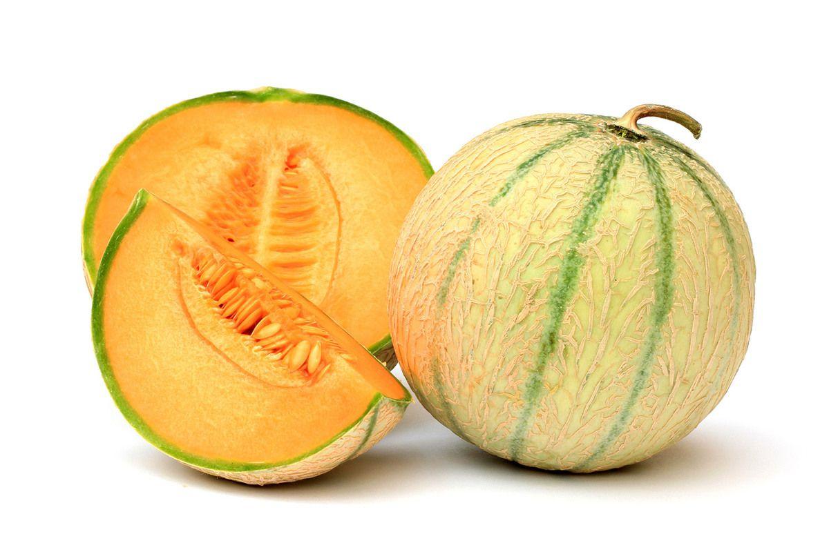 Salade melon feta olive