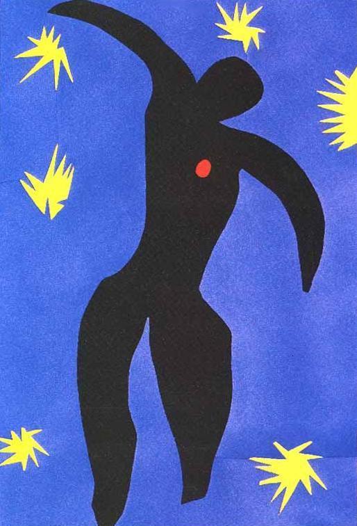 Jazz, Henri MATISSE
