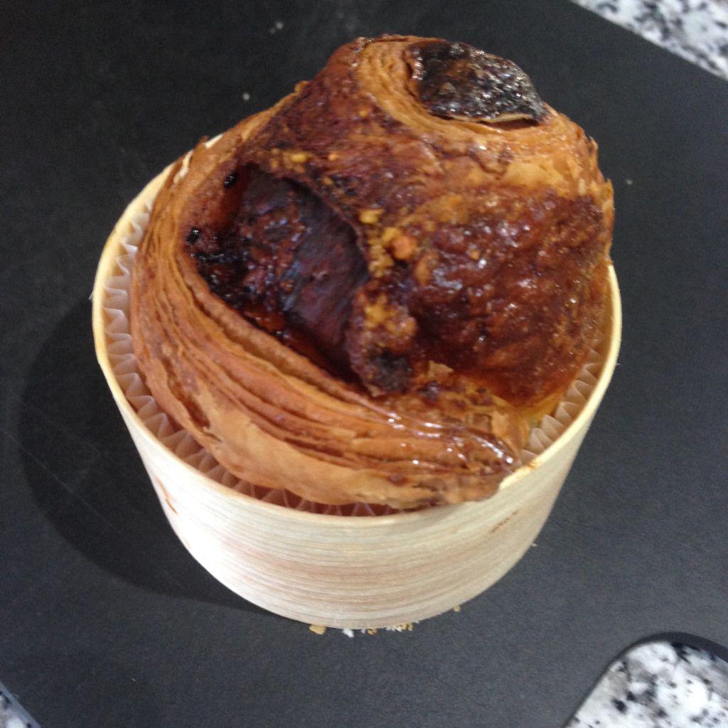 Brioche feuilletée au parmesan
