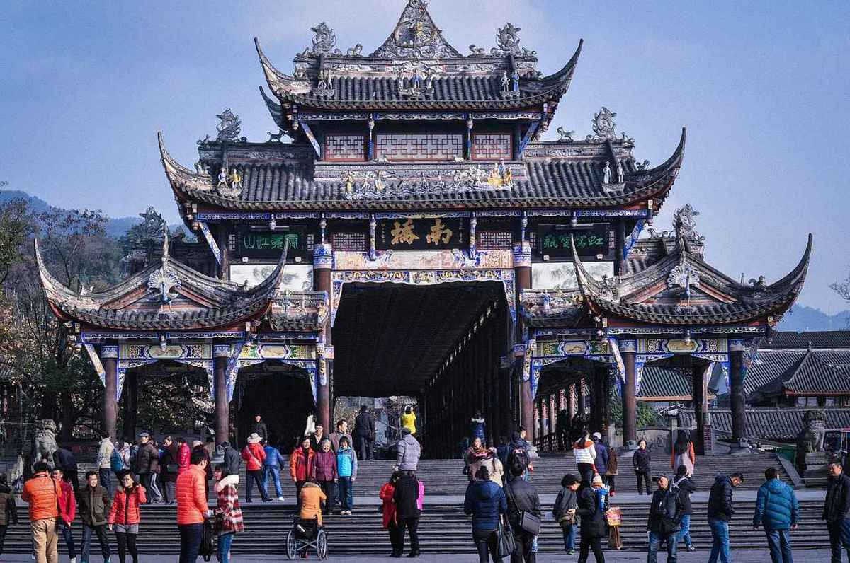 Temples chinois