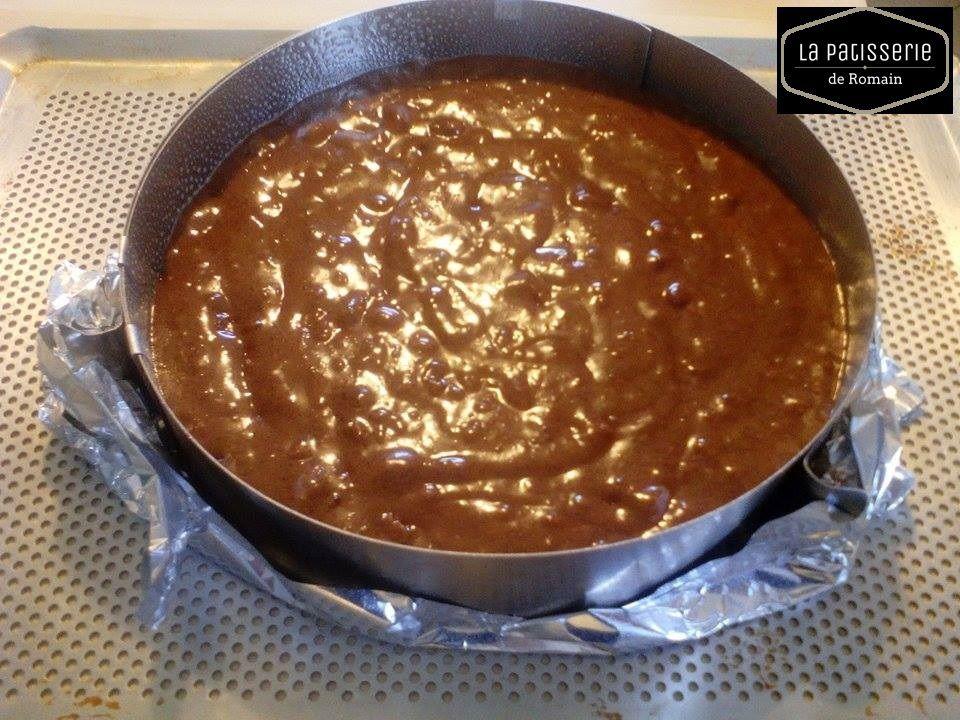 The brownie caramel