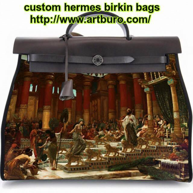 2f320fe4fd81 Can a Customize Hand Bag Enhance a Woman s Personality  - Hermes ...