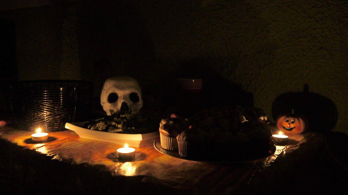Halloween in Cuba Haus