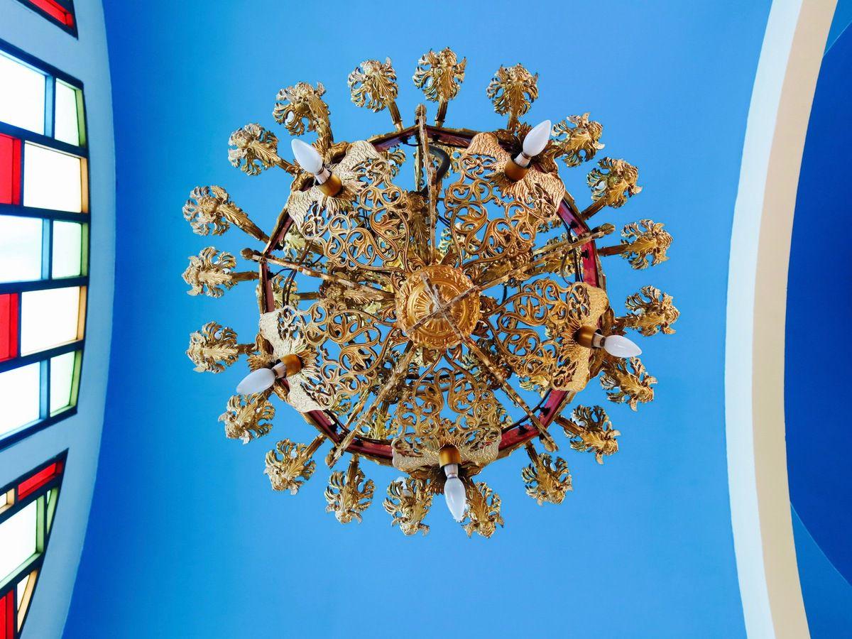 Lustre Eglise éthiopienne orthodoxe