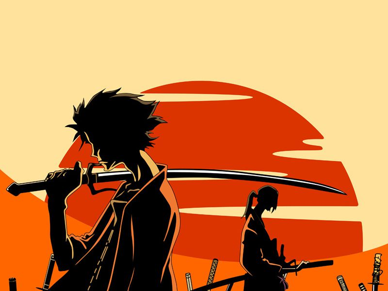 Retro News - Samuraï Champloo