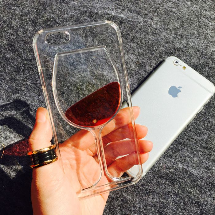 coque vin rouge iphone 6