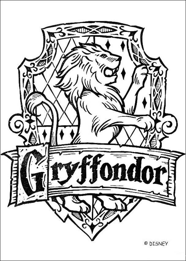 Gâteau Gryffondor - Harry Potter
