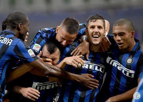 camiseta del Inter Milan 15/16 primera Nike