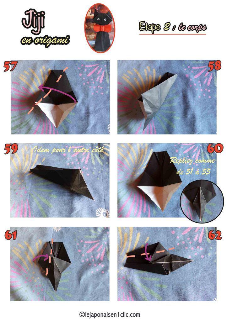 #origami #jiji #ghibli #kikilapetitesorciere #leblogdeippikicat