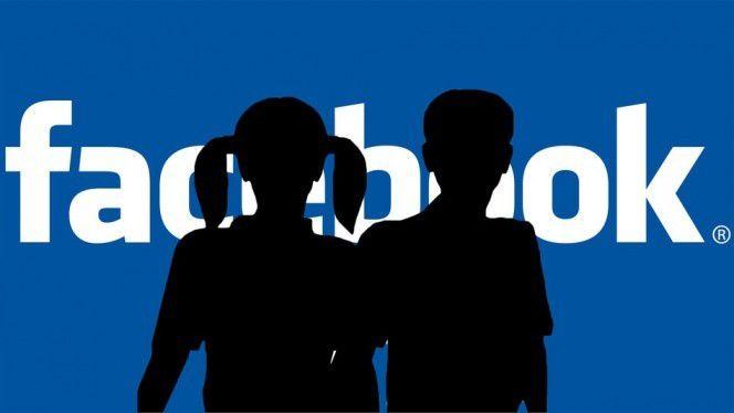 Compte Facebook pour les enfants attention danger !