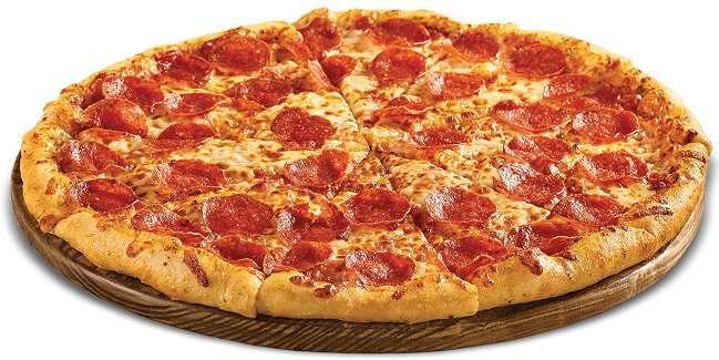 Pizza mal Zwei