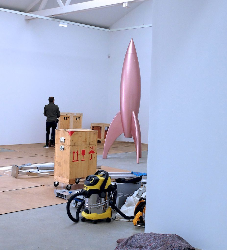 space age-courtesy galerieThaddaeus Ropac-Pantin-Paris expo-galerie