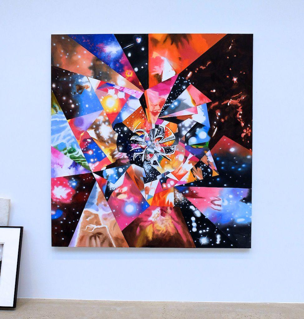 space age-©JamesRosenquist-courtesy galerieThaddaeus Ropac-Pantin-Paris expo-galerie