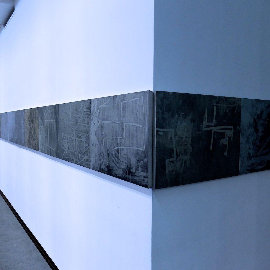 Raul Illaramendi-galerie Karsten greve-paris-incarner la poussière.