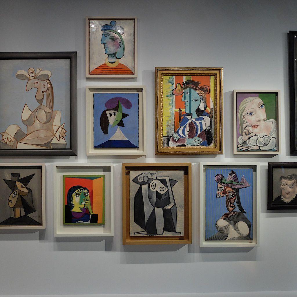 Picasso.mania  au grand palais