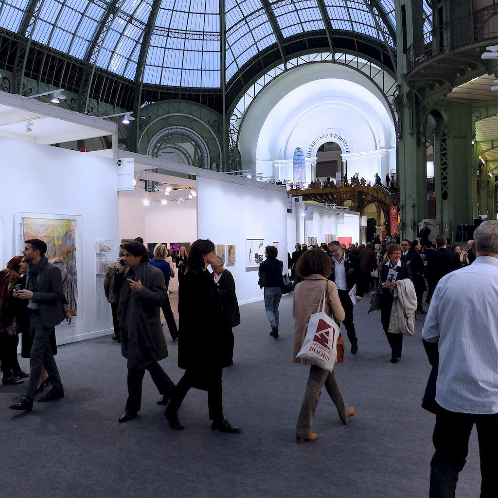 Soir de vernissage-Fiac 2015