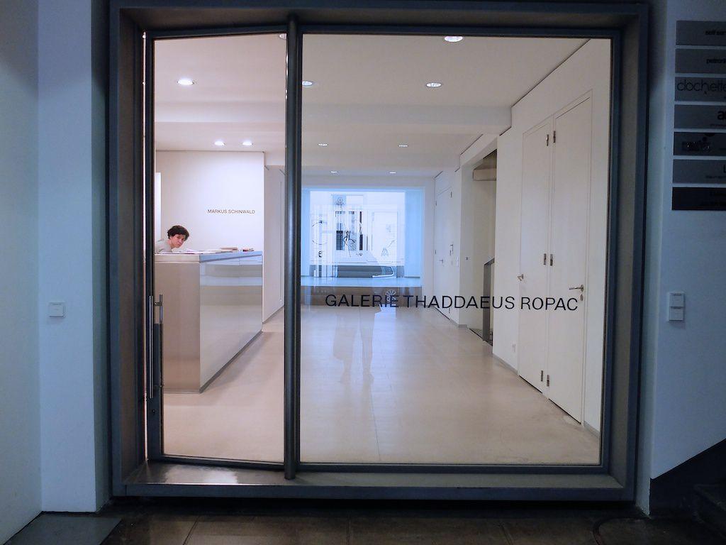 galerie Thaddaeus Ropac-paris (CLIQUER/AGRANDIR)