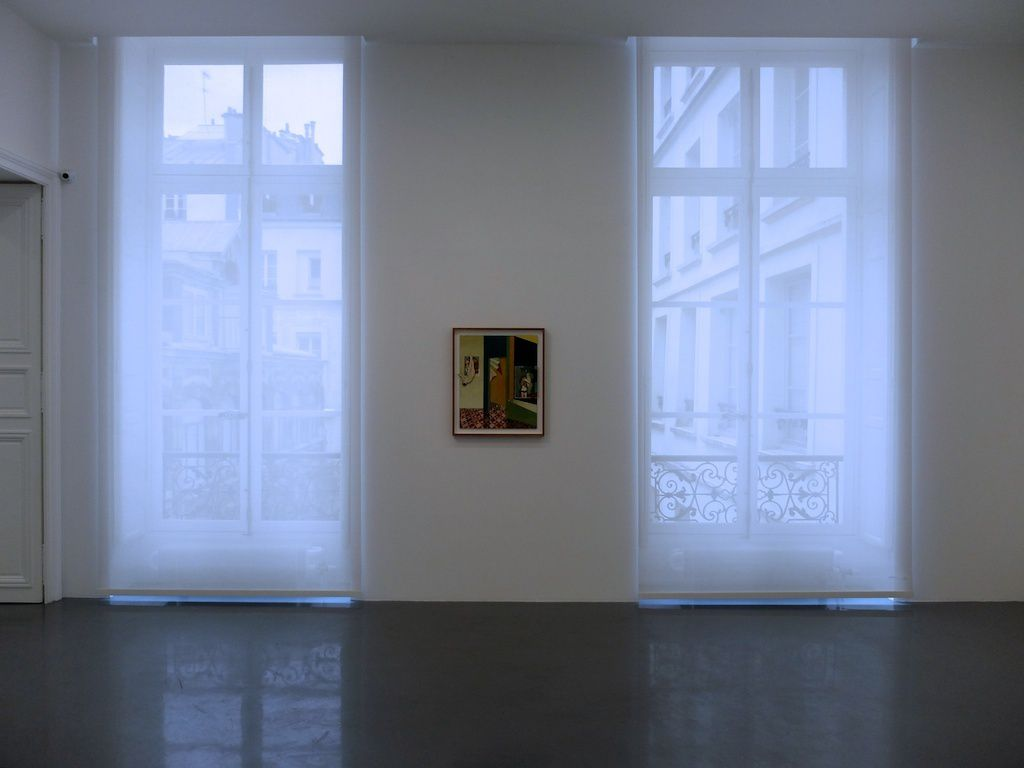 ©jens fänge-courtesy galerie Perrotin