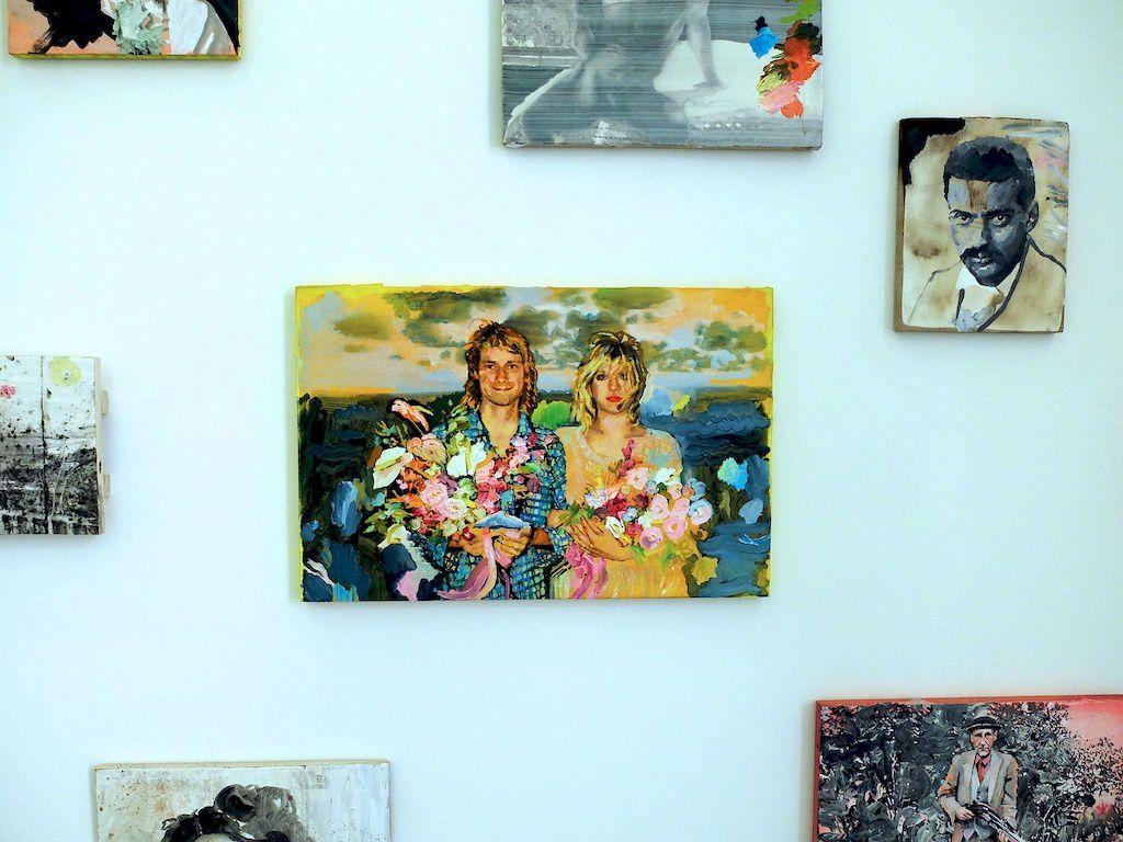 ©Ida Tursic & Wilfried Mille-©Almine Rech Gallery