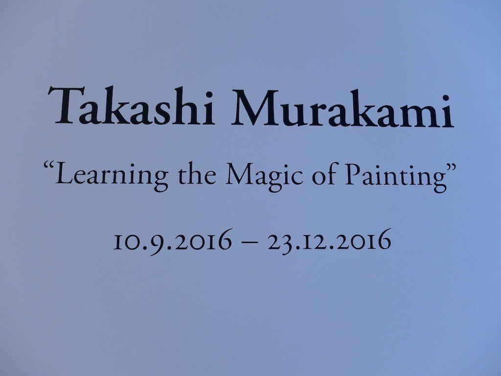Takashi Murakami-galerie Perrotin