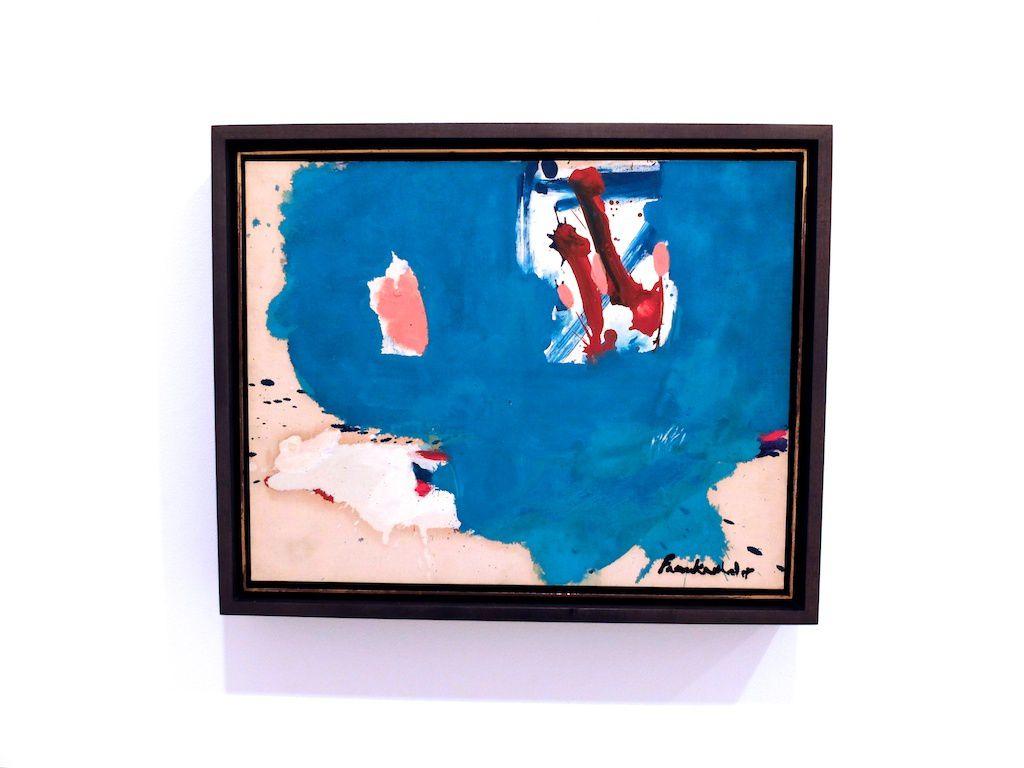 © 2017 Helen Frankenthaler Foundation, Inc./Artists Rights Society (ARS), New York-courtesygagosiangallery