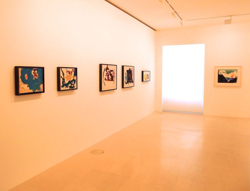Helen Frankenthaler Foundation, Inc./Artists Rights Society (ARS), New York-courtesygagosiangallery