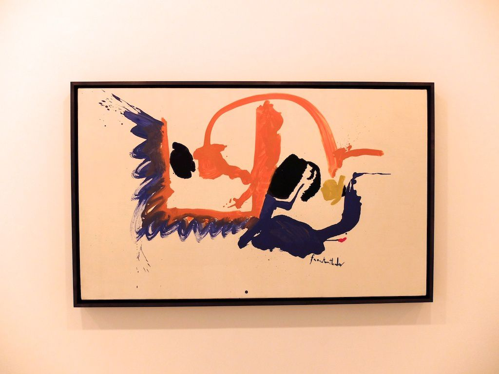 may scènes-Helen Frankenthaler Foundation, Inc./Artists Rights Society (ARS), New York-courtesygagosiangallery