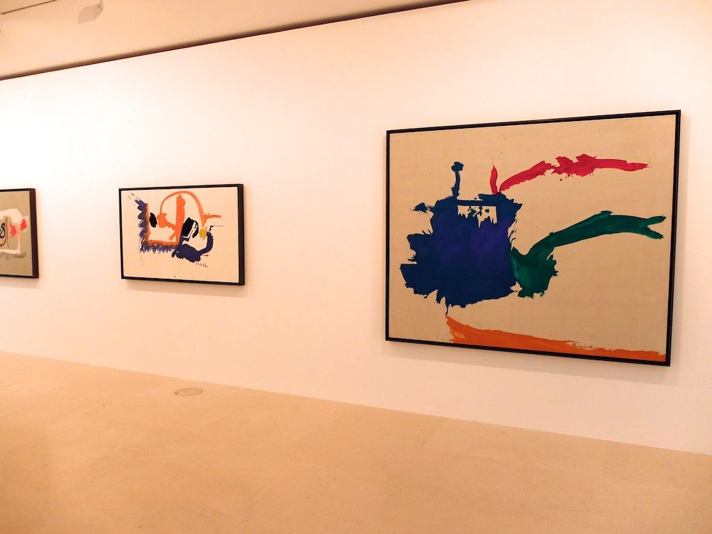 italian beach-Helen Frankenthaler Foundation, Inc./Artists Rights Society (ARS), New York-courtesygagosiangallery