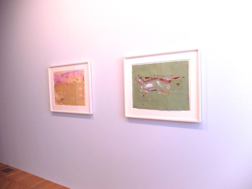 Helen Frankenthaler Foundation, Inc./Artists Rights Society (ARS), New York-courtesygagosiangallery(CLIQUER/AGRANDIR)