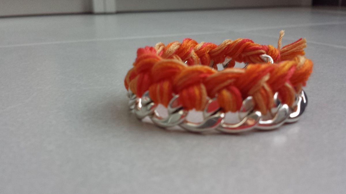 les bracelets chaine le résultat