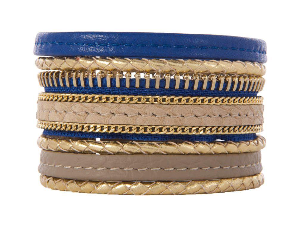 Bracelet Manchette Cameleon Renouard