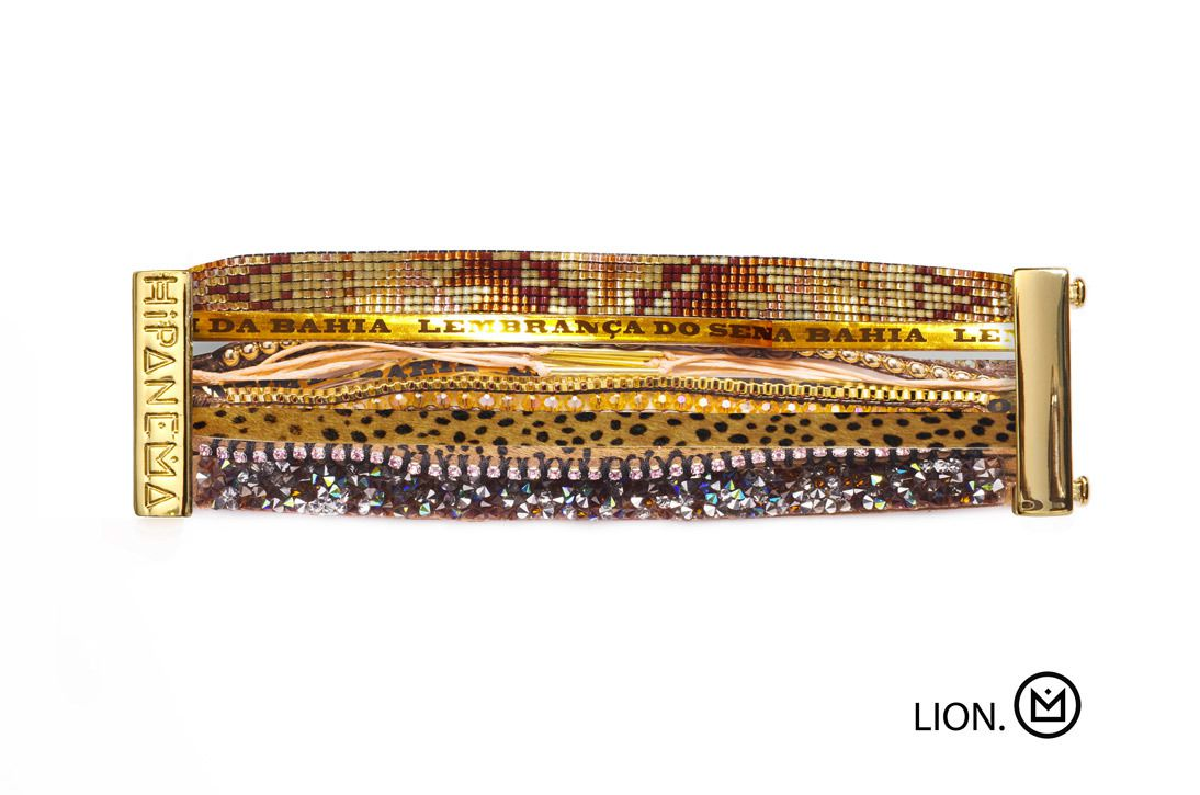Bracelet Lion Hipanema