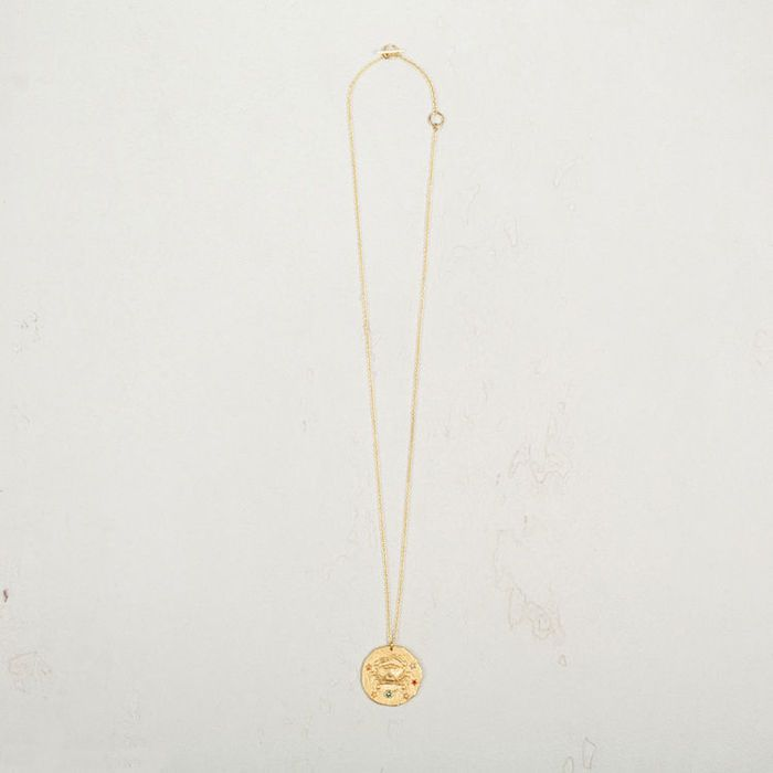 Collier cancer, Maje
