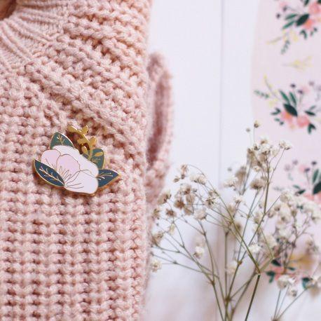 Pin's Fleur de mylovelything
