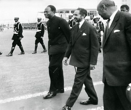Mfoni mbuayɛ ɛma HISTORY: Kwame Nkrumah's Speech at the Founding Meeting of the OAU in Addis Ababa, Ethiopia, May 24, 1963