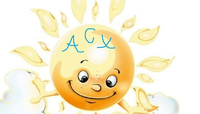 ACX me every morning looking forward again !!!