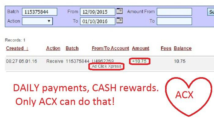 ACX Is Helping Many People!