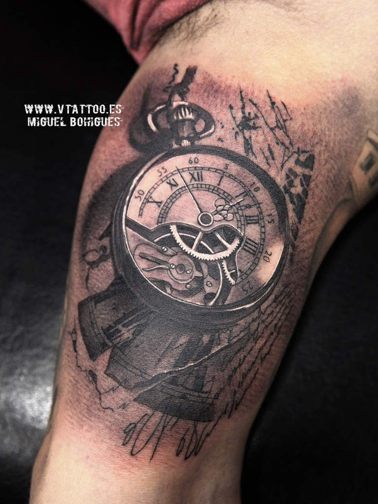 What Time Is It Mr Tattoo Planeteink