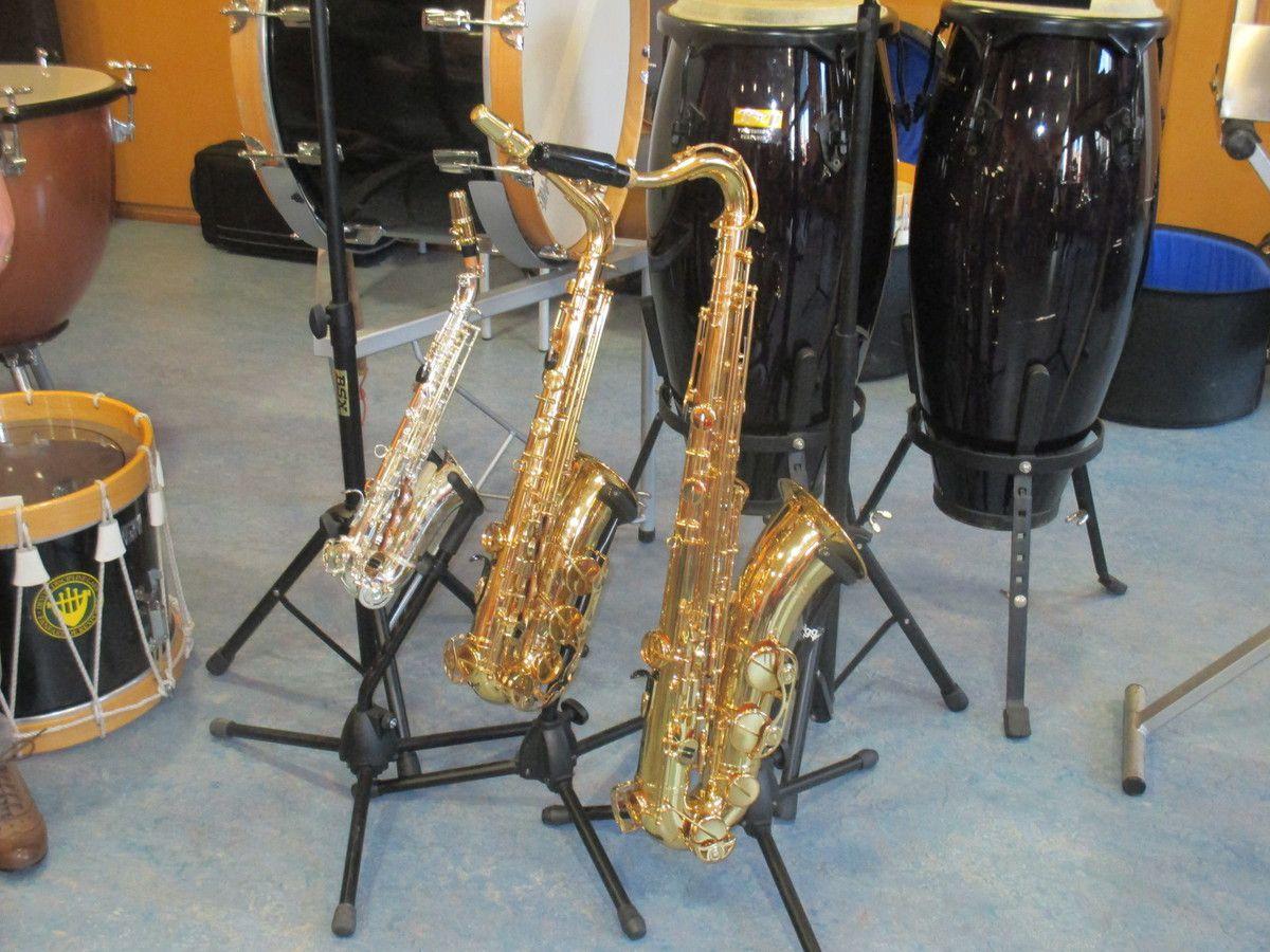 Les maternelles et les instruments de musique