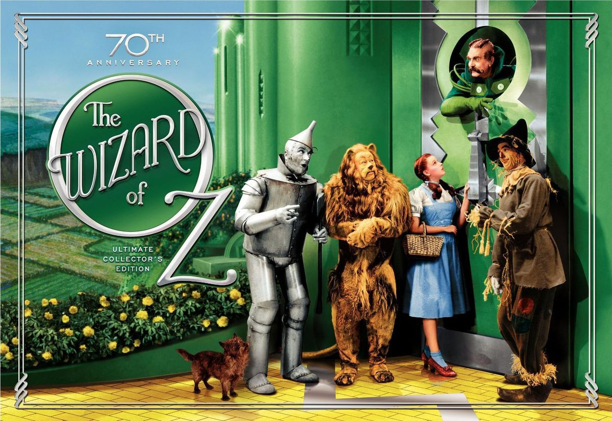 The Wizard of Oz. 1939. Judy Garland and friends.