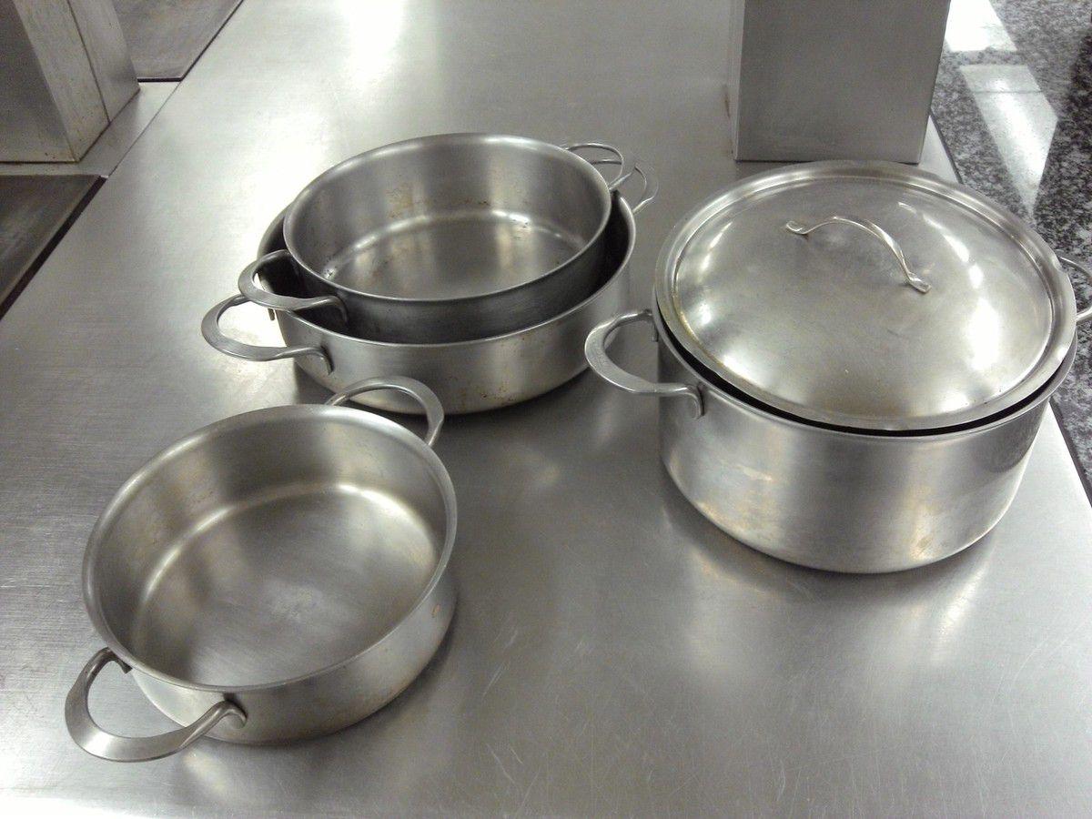 Le materiel de cuisine for Materiel de cuisine professionnel suisse