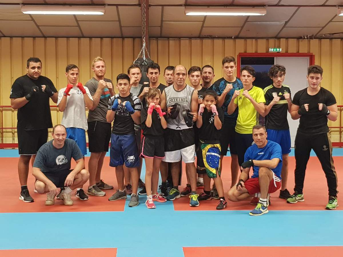 Perfectionnement Boxe  Anglaise