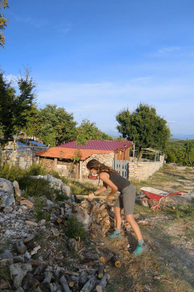 premier woofing en Croatie